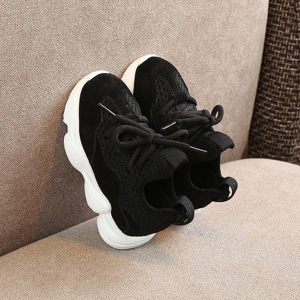 Children's Breathable Mesh Sneakers
