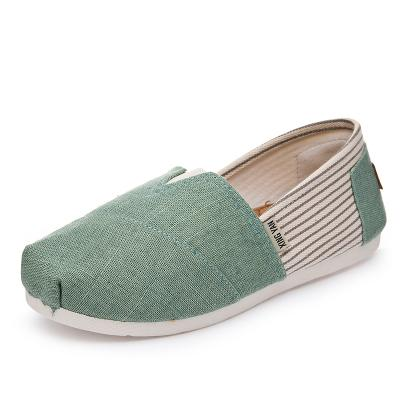 Women's Breathable Canvas Loafers (different color styles available)