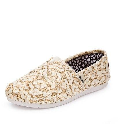Women's Lightweight Lacey Loafers