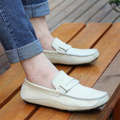 Men's Slip-on Dress Loafers - The Shoe Shelf