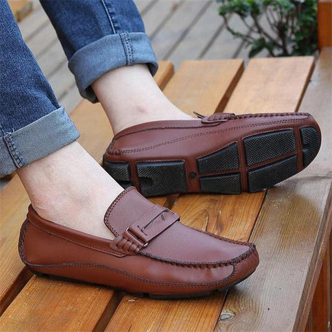Men's Slip-on Dress Loafers