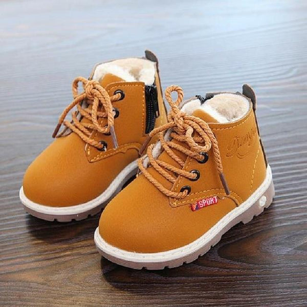 Children's Comfortable Snow Boots