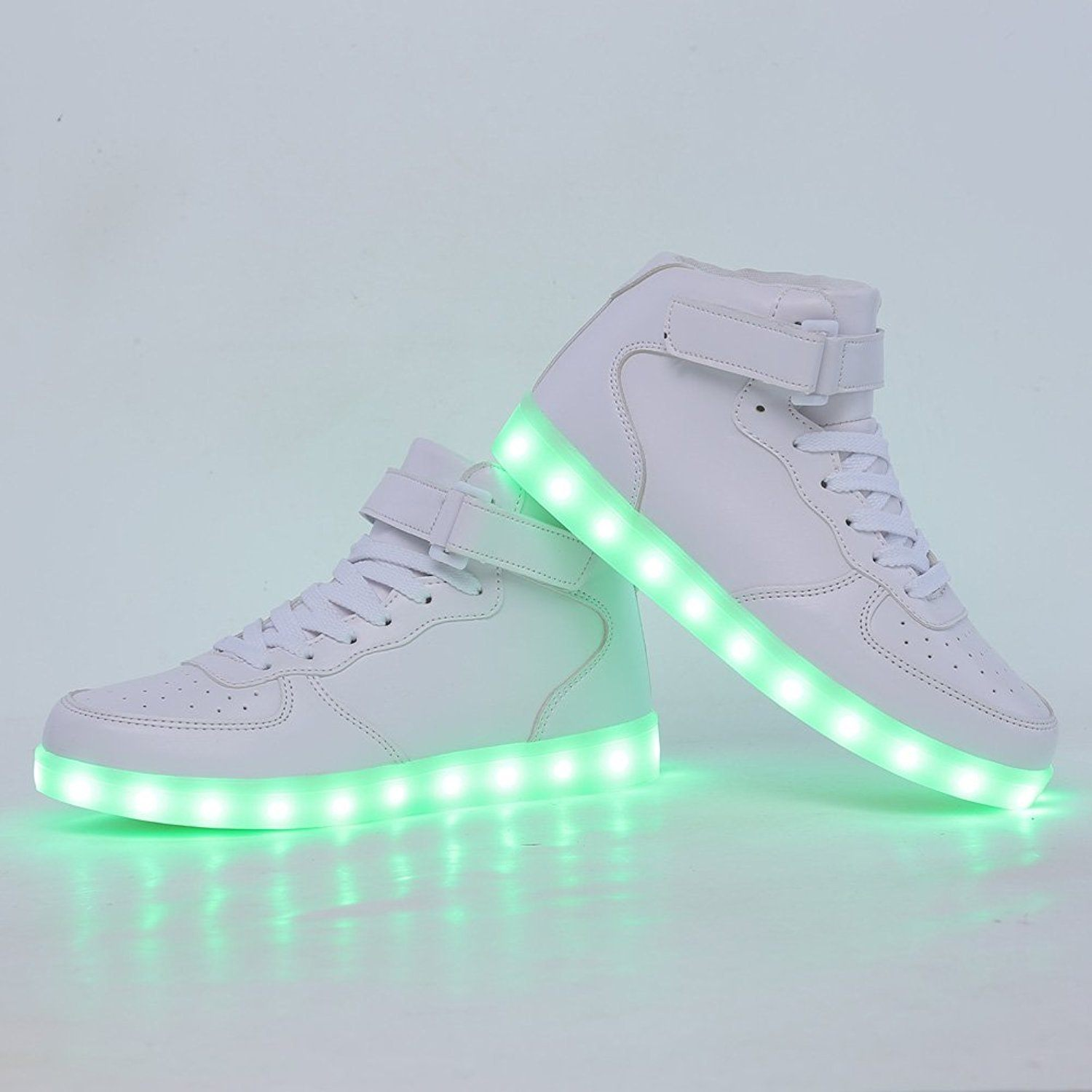 LED Lighted Shoes - Multiple Colors