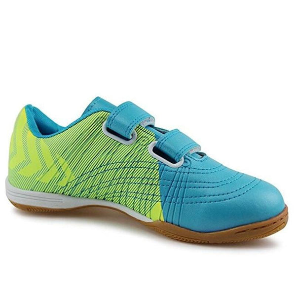 Kids Breathable Hook & Loop Athletic Shoes