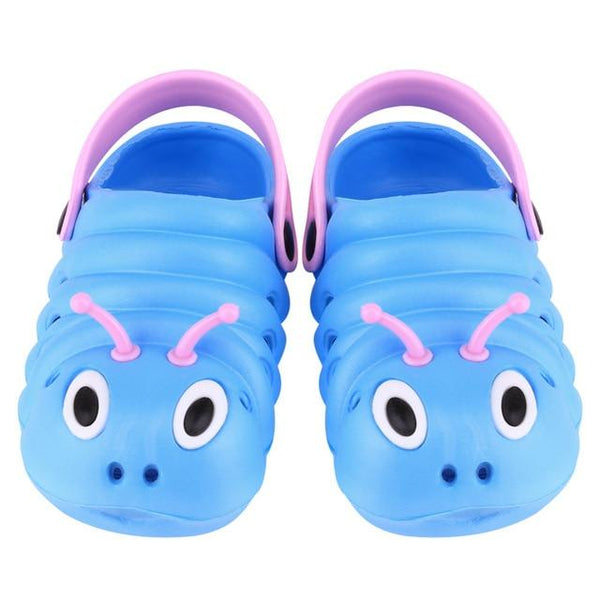 Children's Waterproof Caterpillar Sandals