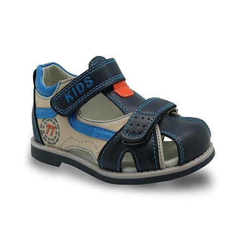Boy's Closed Toe Sandals