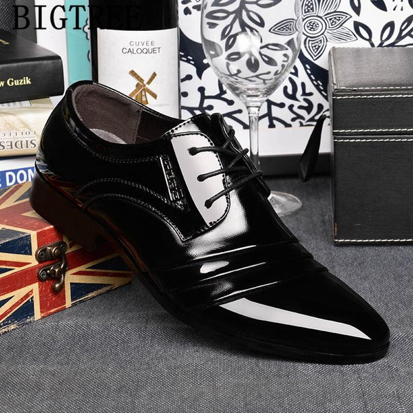 Men's Formal Oxfords