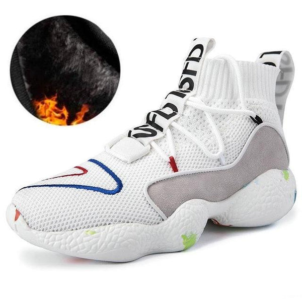 Men's High Top Thermal Sneakers
