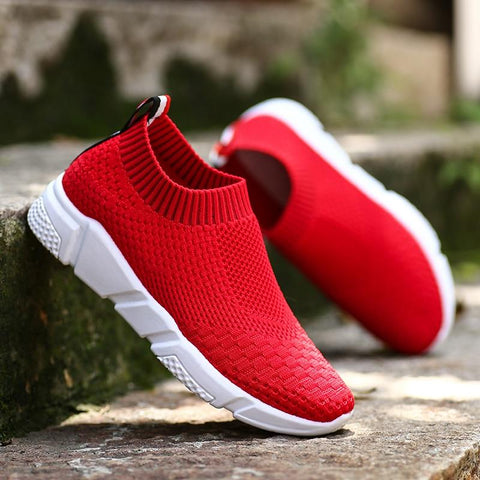 Women's Breathable Mesh Sport/Outdoor Shoes