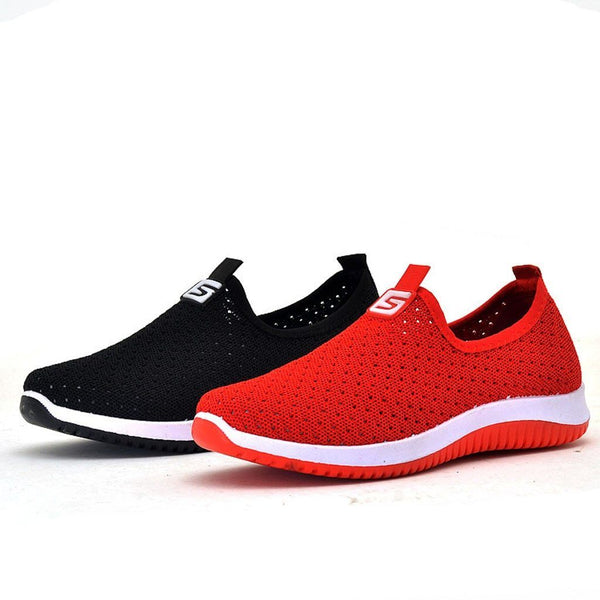 Women's Breathable Walking Shoes