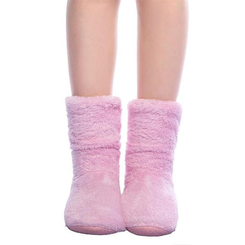 Women's Soft Plush Slippers