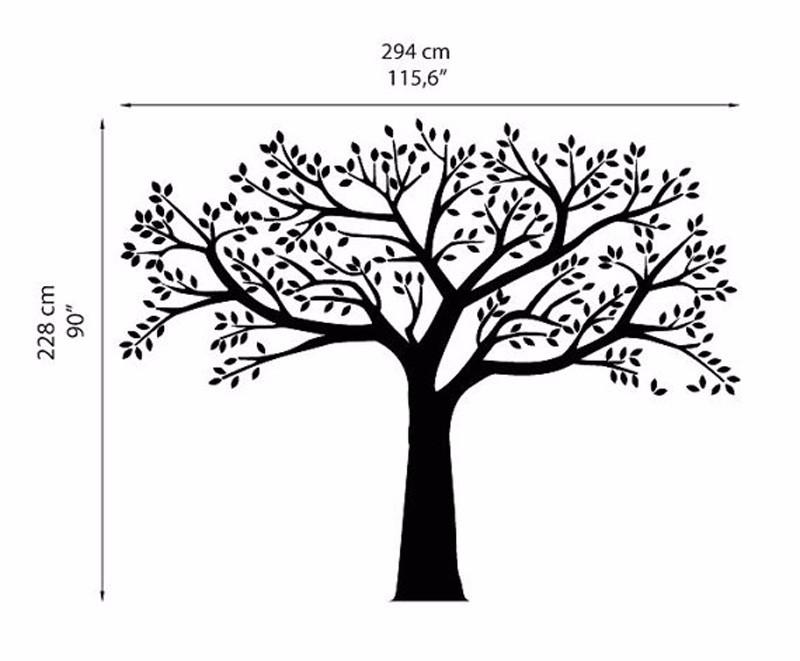 Memory Tree Photo Frame Wall Decal - Decorative Decal Outlet