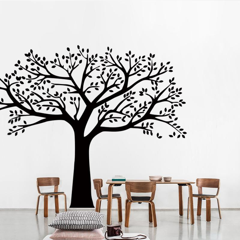 Family Photo Tree Wall Decal Decorative Decal Outlet