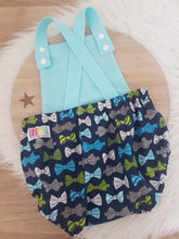 BOW TIES Size 1 Baby Romper, 1st Birthday / Cake Smash Outfit