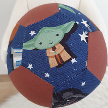 Balloon Ball Cover - BABY STAR WARS print