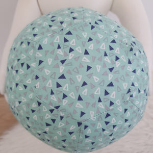 Balloon Ball Cover - MINT GEO
