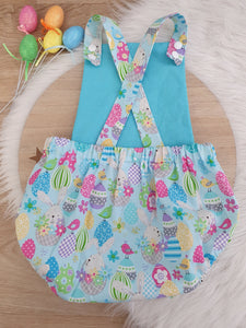 EASTER - Size 1 Baby Romper, Baby Easter Outfit