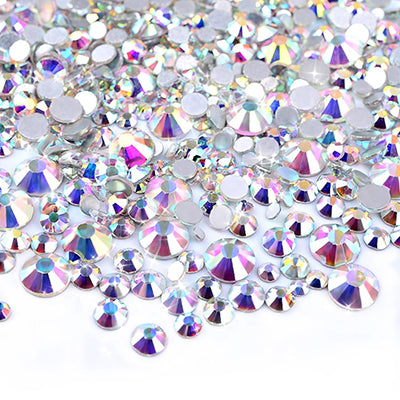 Mixed Rhinestones
