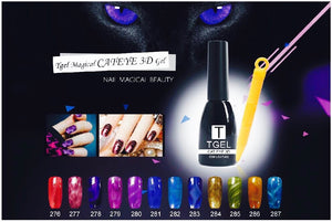 TGel Magical Cateye 3D gel
