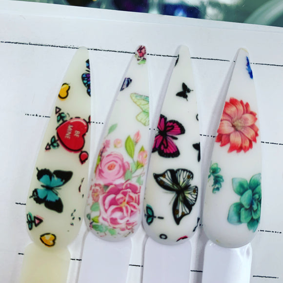 Nail Art Design Manicure Foil Transfer Gel Enamel Gel Polish UV Gel Nail Polish Lacquer Varnish foil 1 bottles foil gel free 1 Topcoat's non clean