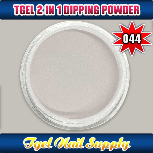 TGEL 3in1 Gel Polish + Nail Lacquer + Dipping Powder #044
