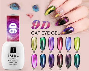 Cat Eye 9D Tgel Polish