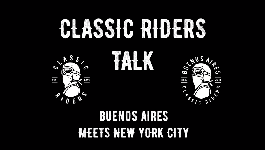Interview of Nacho from the Buenos Aires Classic Riders