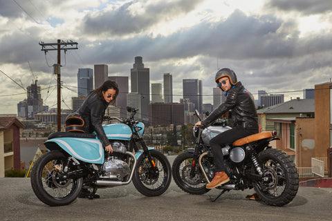 BAAK and Los Angeles Classic Riders