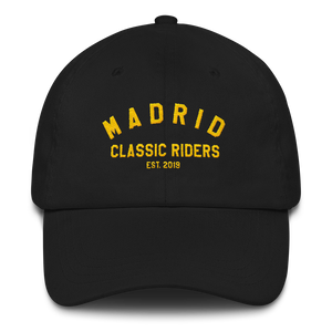 Madrid Classic Riders - Historic Hat