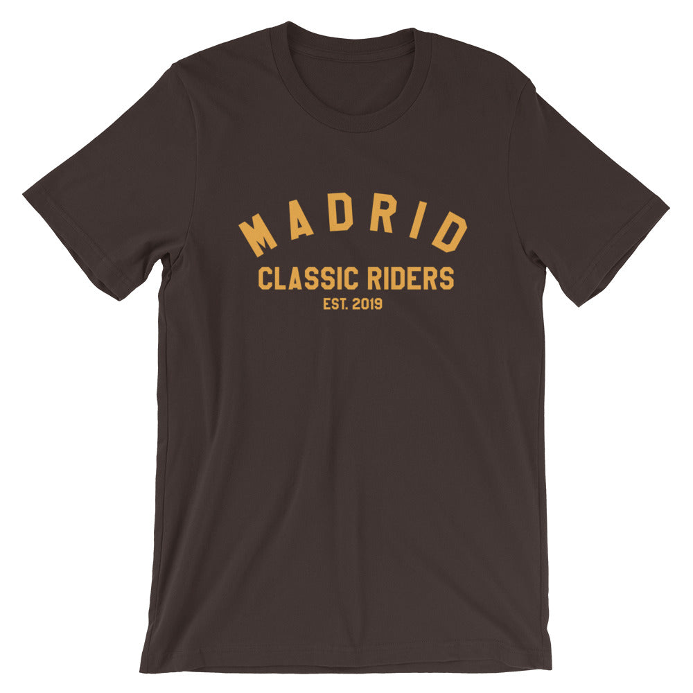 Madrid Classic Riders- Historic