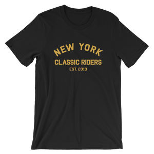 New York Classic Riders - Hot Road Black