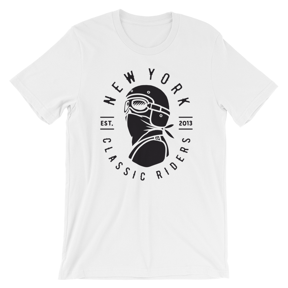 New York Classic Riders - Bandana Man (B)