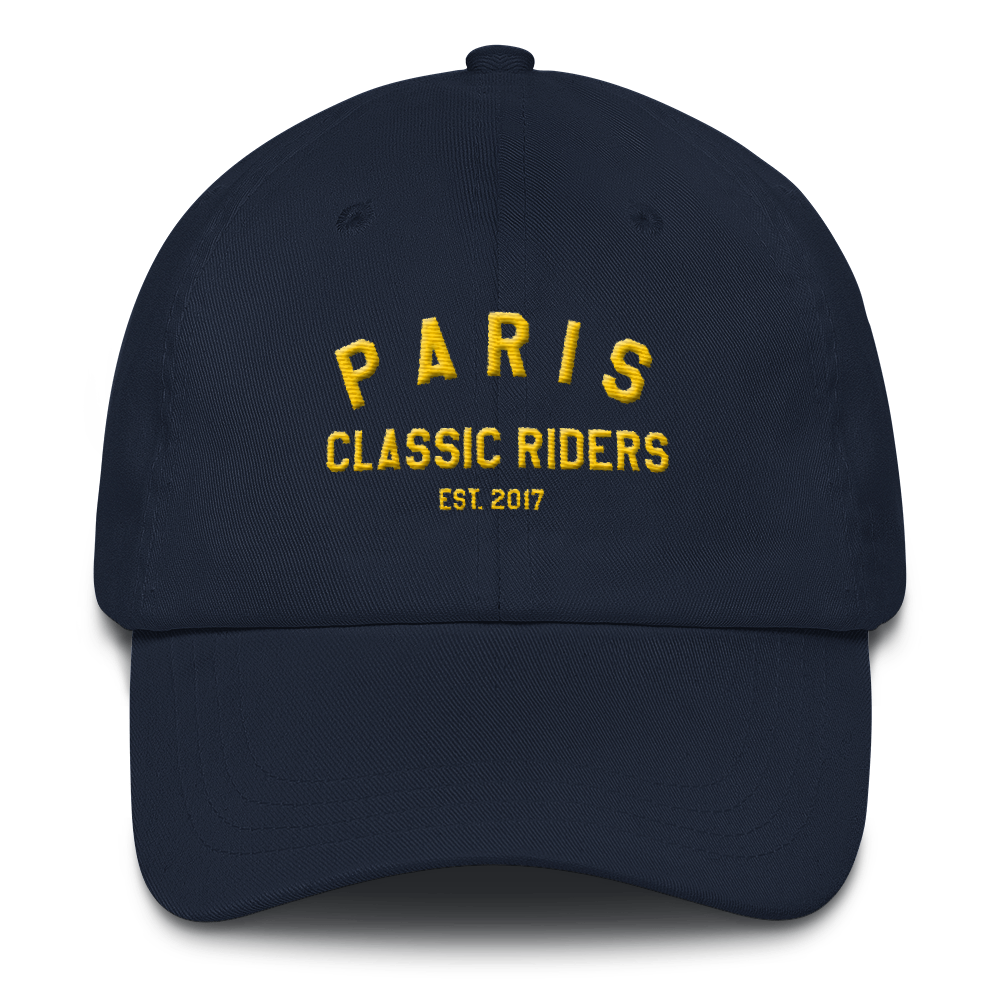 Paris Classic Riders - Hot Road Hat
