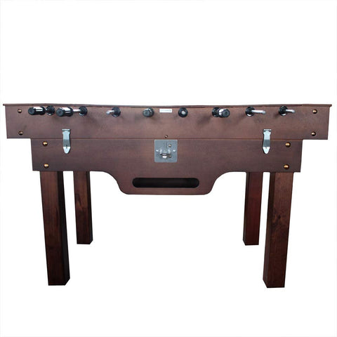 Bilhares Carrinho Portuguese Professional Commercial Wood Foosball Table