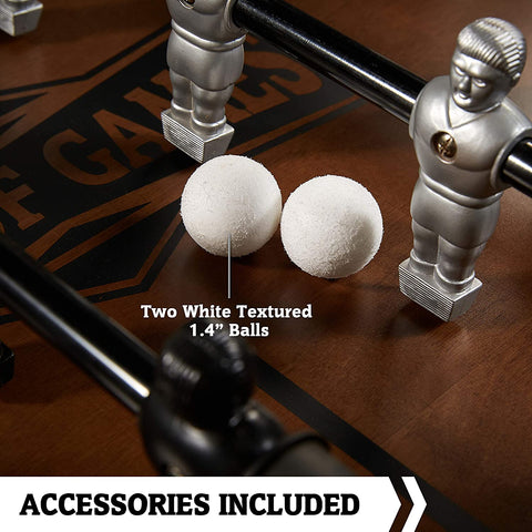 "Image of Hall of Games Kinwood 56""  Foosball Table"