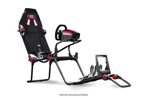 Next Level Racing F-GT Lite Formula and GT Foldable Simulator Cockpit