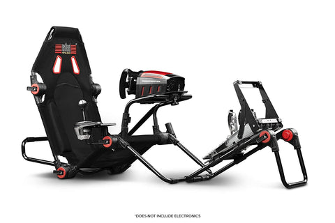 Image of Next Level Racing F-GT Lite Formula and GT Foldable Simulator Cockpit