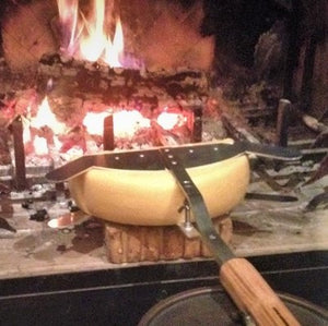 Raclette: All Fire and Flames