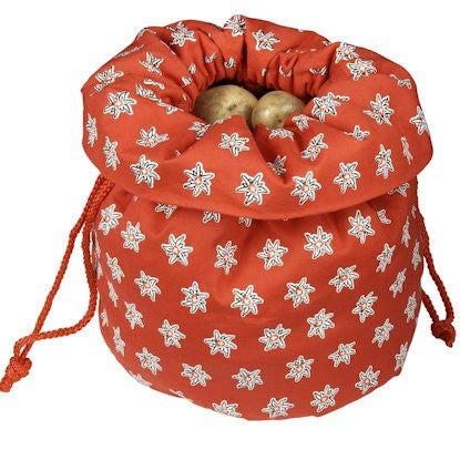 Insulated Potato Bag Edelweiss