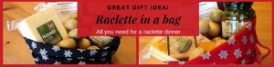 Raclette in a bag - a complete meal
