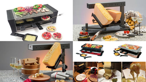 RacletteCorner is the online specialty online store for raclette, offering raclette grills, raclette melters, raclette cheese and many accessories