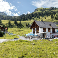 Sennerei Maran, Arosa, Graubuenden, Switzerland will produce our raclette cheese