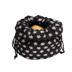 Insulated Potato Bag, black