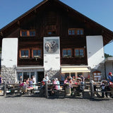 Alp Maran in Switzerland where our raclette cheese comes from