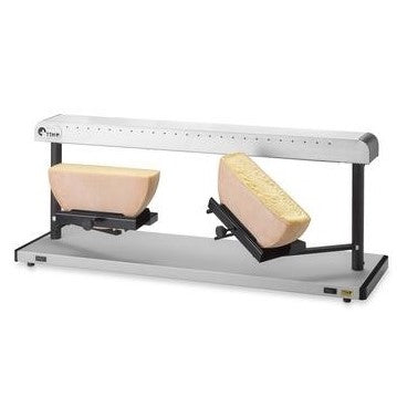 TTM Evolene Raclette Melter for 2 pieces of cheese