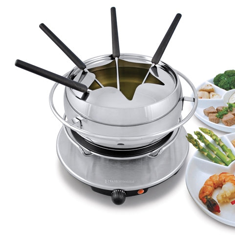 3-in-1 Electrical Fondue Pot