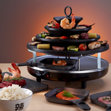Gourmet Pyramide for Raclette