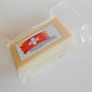 Raclette Cheese Saentis from Switzerland, block, approx. 1.75 lbs.