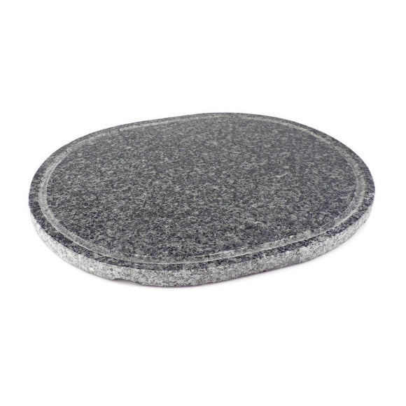 raclette grill top oval, stone for Matterhorn