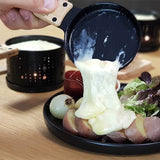 Raclette with Lumi raclette melter